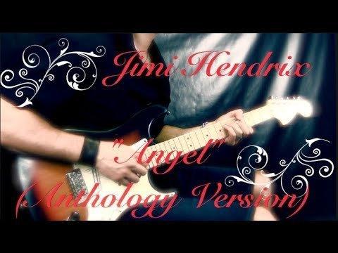"Jimi Hendrix – ""Angel"" – Ballad Guitar Lesson Promo"