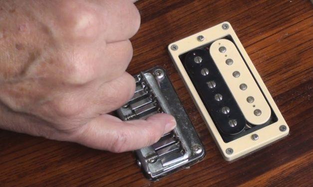 Aria Pro II Guitar Repair