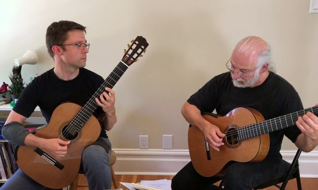 Duets: My Lord Willoughby's Welcome Home & My Lord Chamberlain, His Galliard by Dowland