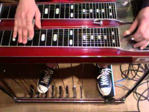 Rock & Blues Pentatonic Scale – Pedal Steel Guitar Lessons by Johnny Up