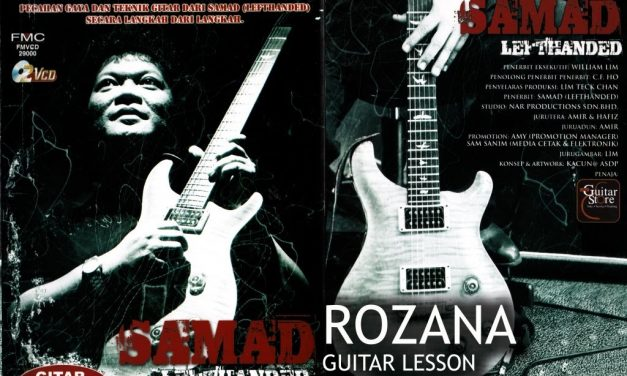 05 SENTUHAN TERAKHIR SAMAD VOL1 | Rozana (Search) – Guitar Lesson