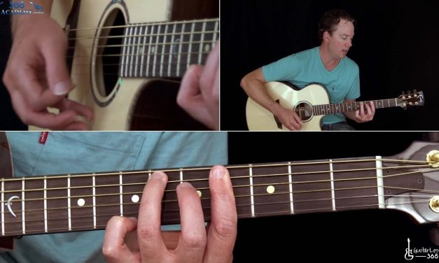 The Beatles – Penny Lane Guitar Lesson