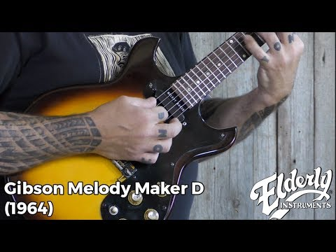 Gibson Melody Maker D (1964) | Elderly Instruments