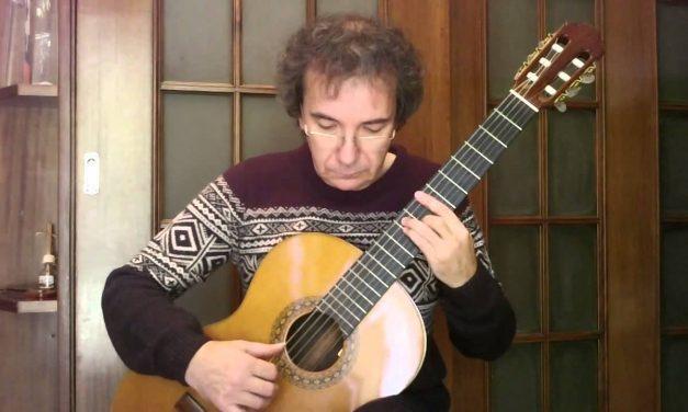 Paint It Black (Classical Guitar Arrangement by Giuseppe Torrisi)