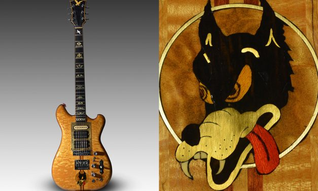 "Brooklyn Bowl Auction – Jerry Garcia's Legendary Guitar ""Wolf"""