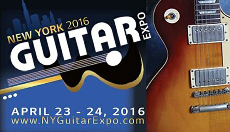 2016 New York Guitar Expo