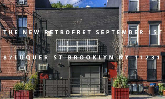 RetroFret Moving to a New Location!