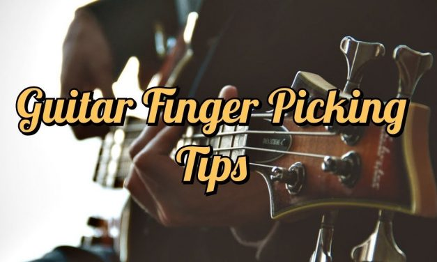 Basic Finger Picking Guitar Lesson