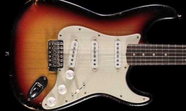 Soaring Blues Rock Guitar Backing Track Jam in D