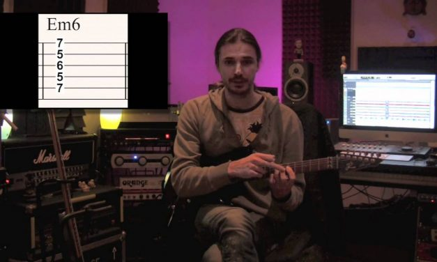 Pitch Axis Theory – Guitar Lesson 81