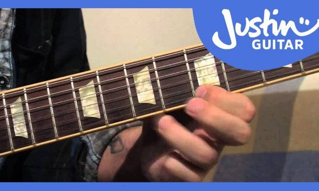 Guitar Technique: Legato Scale Playing – How To Play Guitar – Stage 5 Guitar Lesson [IM-154]