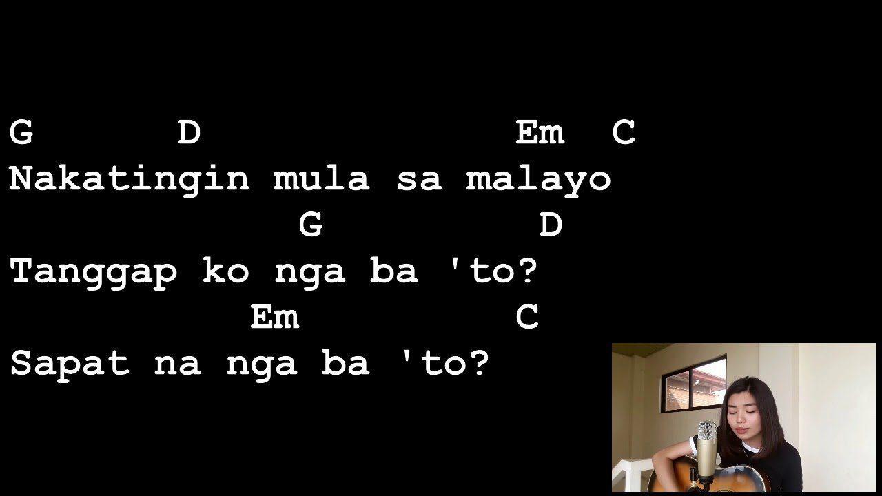 Patch Quiwa Simula Pa Nung Una Lyrics And Chords Guitar Tutorial