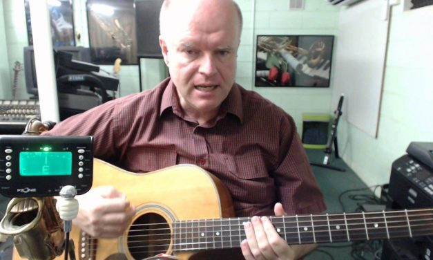 I Heard It Through The Grapevine – Creedence – Classic Guitar Riff