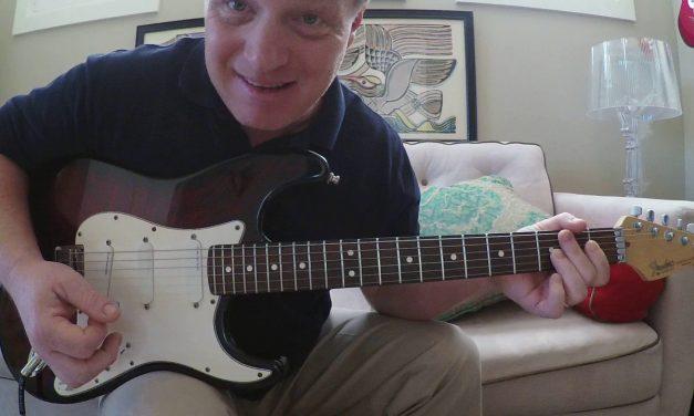 Scarlet Begonias Guitar Lesson – Grateful Dead