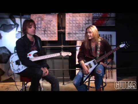 Ratt – Exclusive Interview and Guitar Lesson (Part #1)