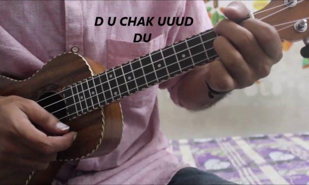 Kya Baat Ay – Harrdy Sandhu – Ukulele / Guitar lesson tutorial easy chords – Jaani b praak
