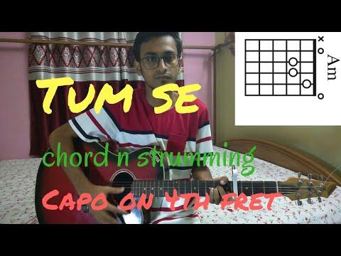 Tum Se Guitar lesson- Jalebi || Jubin Nautiyal || by GuitarTrick