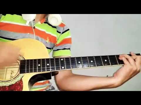 Gulabi Ankhein | Guitar lesson for beginners | Easy chords | Sanam
