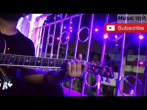 So Gaya Ye Jahan Guitar Lesson | Easy Chords | Easy Guitar Tutorial | Tezaab | Music Wale