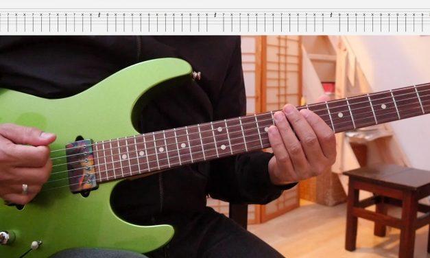 Lai Bari Lai Lai | Neetesh Jung Kunwar | Guitar Lesson with Tabs