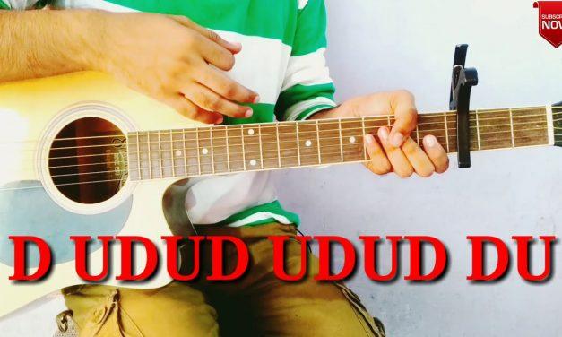 Mera Pyar Tera Pyar – Arijit Singh – Hindi Guitar Lesson Easy Chords(jalebi)