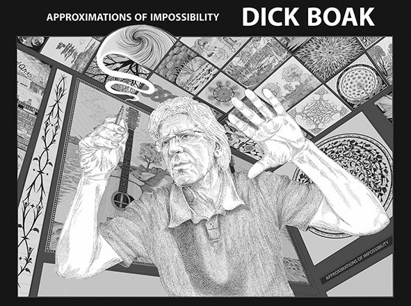 Dick Boak Exhibition Starts this Weekend!