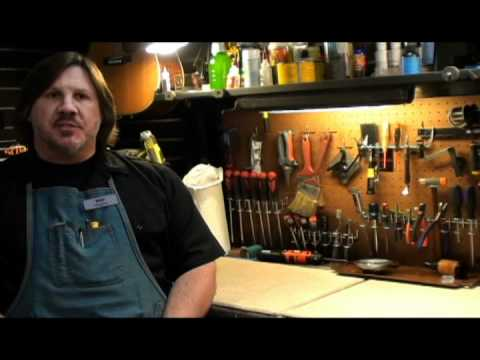Guitar Repair Training – Veterans Testimonial #1 – Eric