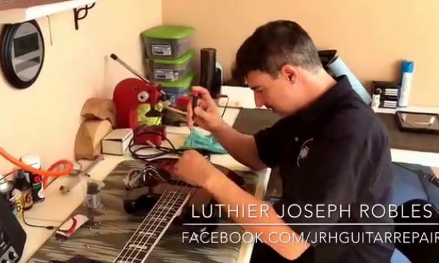 JRH Guitar Repair | Reparaciones de Guitarras y Bajos en Puerto Rico