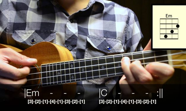 XXXTentacion – Bad! Fingerpicking Ukulele Tutorial – Chords – How To Play