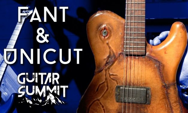 Luthier Swap with Unicut & Fant – Guitar Summit 18