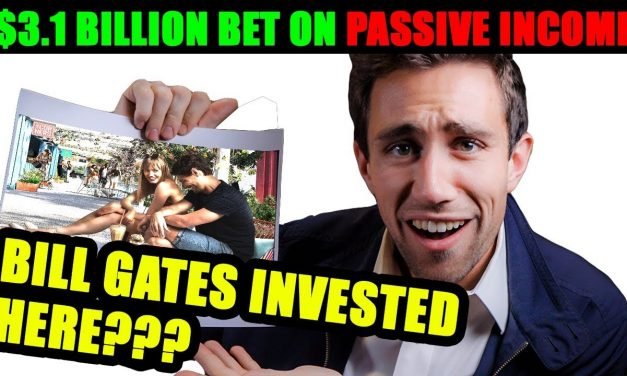 Where Bill Gates Invests to get Passive Income.
