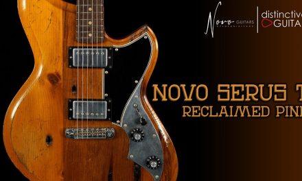 Novo Serus T | Natural Reclaimed Pine w/ German Carve