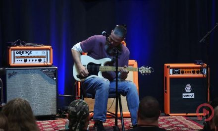 Jason Bieler at Replay Guitar Exchange