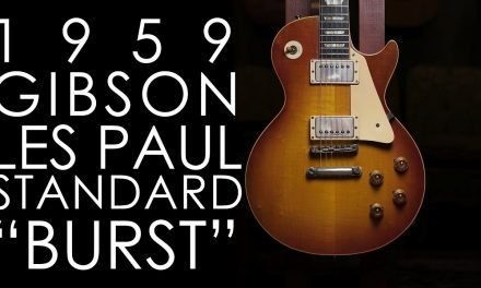 """Pick of the Day"" – 1959 Gibson Les Paul Standard ""Burst"" Part 1"