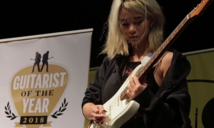 Young Guitarist of the Year 2018 finalist – Abigail Zachko