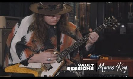 Vault Sessions: Marcus & Marvin King