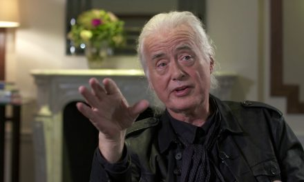Jimmy Page 2017
