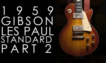 """Pick of the Day"" – 1959 Gibson Les Paul Standard Part 2"