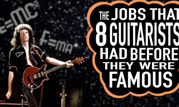 Jobs That 8 Guitarists Had Before They Were Famous