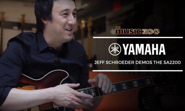 The Smashing Pumpkins Demo The Yamaha SA2200