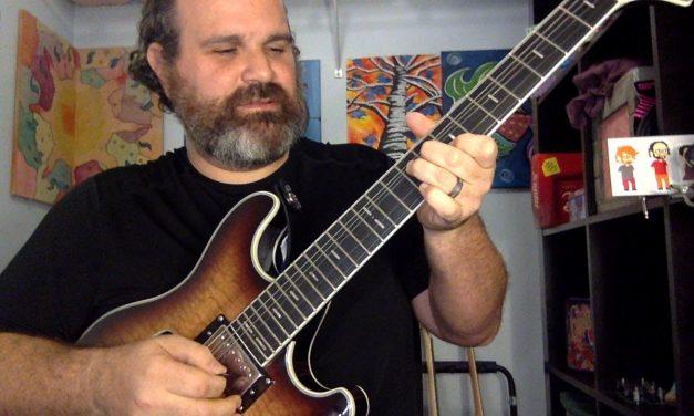 """46 Days"" Trey Anastasio Tension Analysis Guitar Lesson: Live"