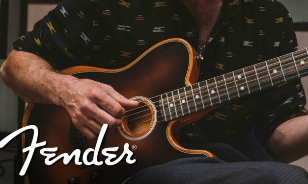 Introducing The American Acoustasonic Telecaster | Fender