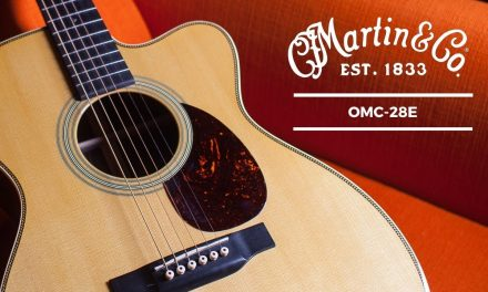 Martin OMC-28E At The Music Zoo