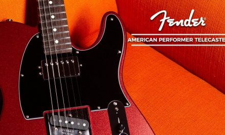 Fender American Performer Telecaster At The Music Zoo
