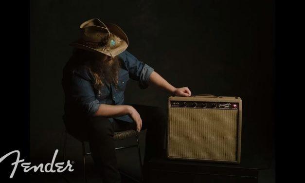 Chris Stapleton Introduces his Signature '62 Princeton Amp | Artist Signature Series | Fender