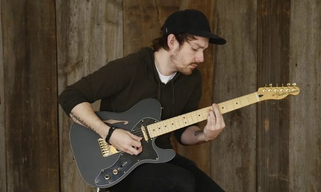 Fender Limited Deluxe Telecaster Thinline   Elderly Instruments