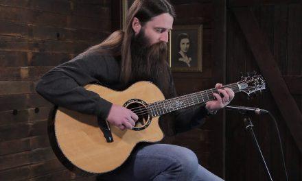Mark's New Ryan Signature Nightingale Grand Soloist – Bearclaw Sitka & Brazilian Rosewood