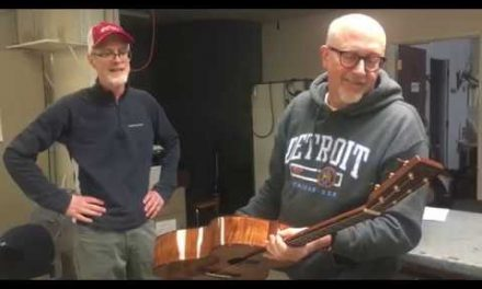 In The Shop March 7th, 2019 | Elderly Instruments