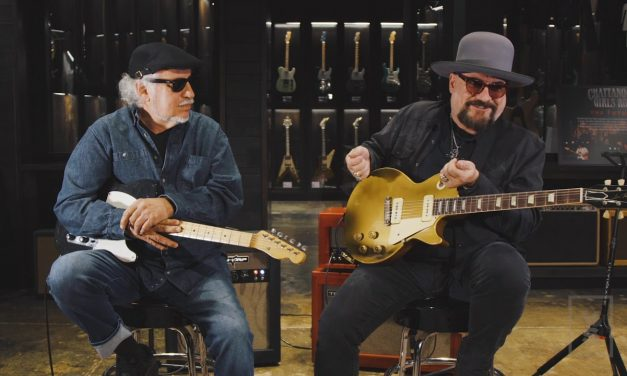 VS: Jimmy Vivino & Bob Margolin talk Muddy Waters and play the first Esquire  (S2: Ep8)