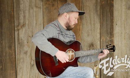 Taylor 522ce 12-Fret Acoustic Guitar & Case | Elderly Instruments